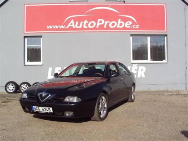 Alfa Romeo 166 2.4JTD - EKO UHRAZENO, foto 1 Auto – moto , Automobily | spěcháto.cz - bazar, inzerce zdarma