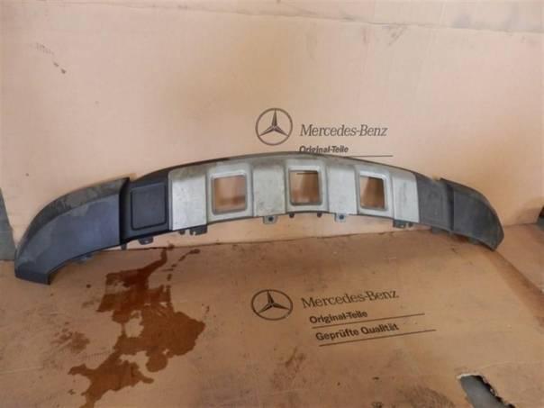 Mercedes-Benz Třída ML Spodní část nárazníku s nájezdovou lištou ML W164, foto 1 Náhradní díly a příslušenství, Osobní vozy | spěcháto.cz - bazar, inzerce zdarma
