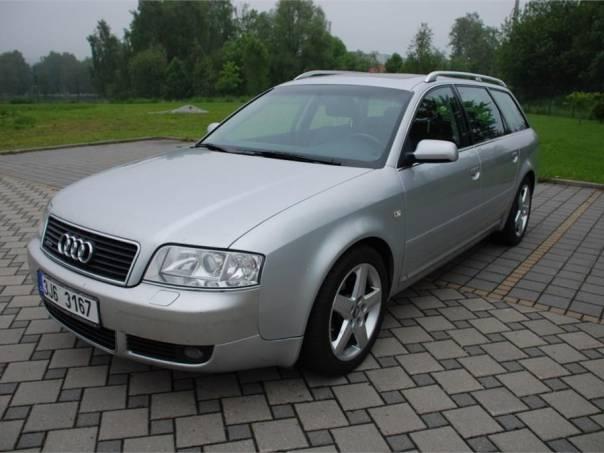 Audi A6 Avant 2,5 TDI Quattro, foto 1 Auto – moto , Automobily | spěcháto.cz - bazar, inzerce zdarma