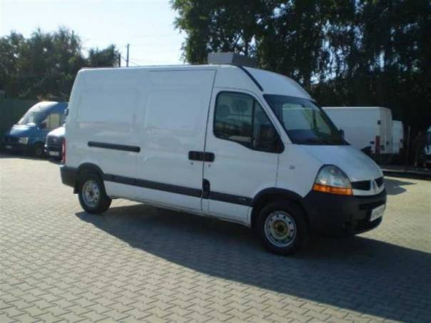 Renault Master L2H2 CHLAĎÁK 2.5DCI, foto 1 Užitkové a nákladní vozy, Do 7,5 t | spěcháto.cz - bazar, inzerce zdarma