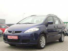 Mazda 5 1.8i-16V *AUTOKLIMA*TEMPOMAT* , Auto – moto , Automobily  | spěcháto.cz - bazar, inzerce zdarma