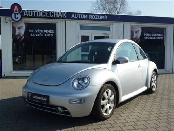 Volkswagen New Beetle 1.9 TDI KLIMA, VYHŘÍV.SEDADLA, foto 1 Auto – moto , Automobily | spěcháto.cz - bazar, inzerce zdarma