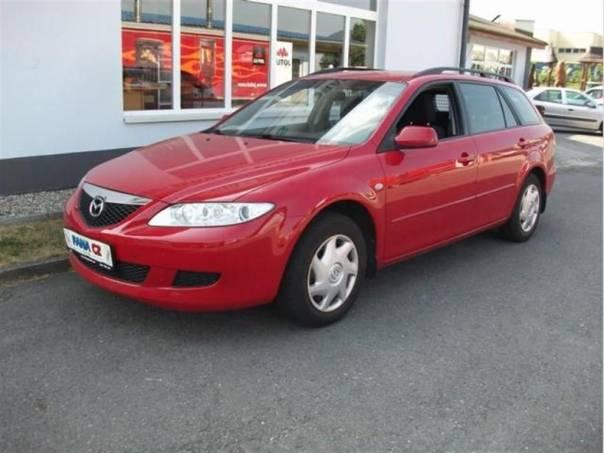 Mazda 6 1,8 Sport Comfort, foto 1 Auto – moto , Automobily | spěcháto.cz - bazar, inzerce zdarma