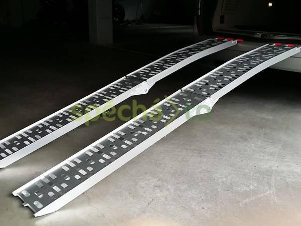 Nájezdy - hliníkové skládací rampy - 680 kg , foto 1 Náhradní díly a příslušenství, Ostatní   spěcháto.cz - bazar, inzerce zdarma