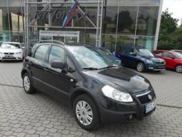 Fiat Sedici 1,6 16V 4x4 , Auto – moto , Automobily  | spěcháto.cz - bazar, inzerce zdarma