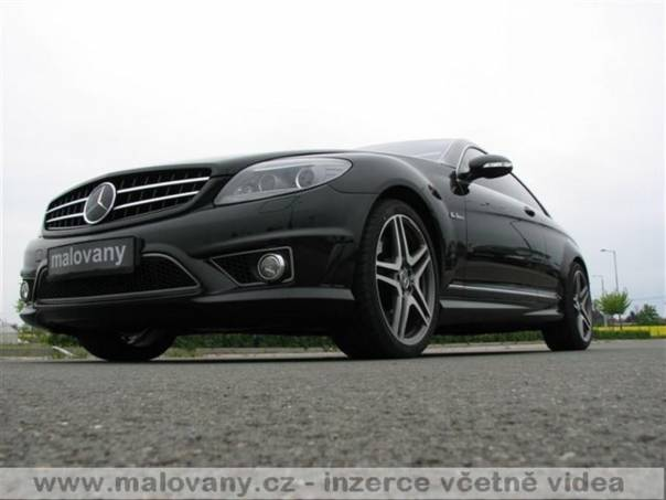 Mercedes-Benz  6.3 AMG V MAX Edice Jubileum 525PS, foto 1 Auto – moto , Automobily | spěcháto.cz - bazar, inzerce zdarma