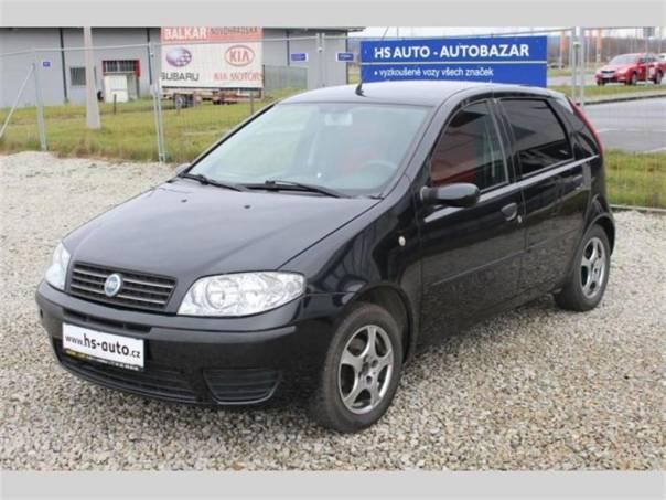 Fiat Punto 1.2 16v, klima, foto 1 Auto – moto , Automobily | spěcháto.cz - bazar, inzerce zdarma