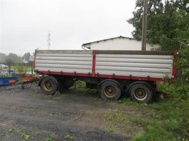 KIA 3/E, foto 1 Užitkové a nákladní vozy, Přívěsy a návěsy | spěcháto.cz - bazar, inzerce zdarma