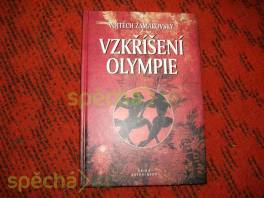 Vojtěch Zamarovský - Vzkříšení Olympie , Hobby, volný čas, Hudba  | spěcháto.cz - bazar, inzerce zdarma