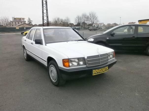 Mercedes-Benz 190 D, SBĚRATELSKÝ KOUSEK, foto 1 Auto – moto , Automobily | spěcháto.cz - bazar, inzerce zdarma
