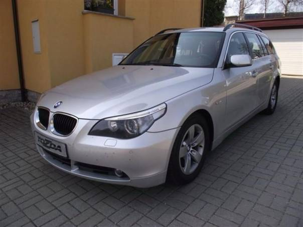 BMW Řada 5 525 d Touring * servis.kn. *, foto 1 Auto – moto , Automobily | spěcháto.cz - bazar, inzerce zdarma
