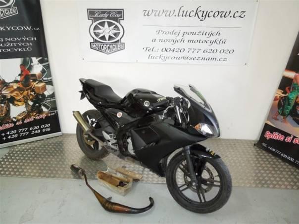 Yamaha TZR TZR 50 Race Replica-VÝPRODEJ, foto 1 Auto – moto , Motocykly a čtyřkolky | spěcháto.cz - bazar, inzerce zdarma