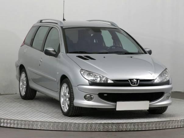 Peugeot 206 2.0 HDI, foto 1 Auto – moto , Automobily | spěcháto.cz - bazar, inzerce zdarma