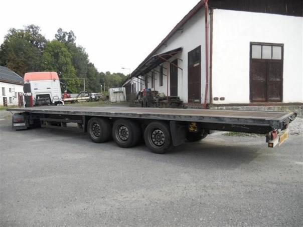 SCS 24, PLATO BEZ PLACHTY, foto 1 Užitkové a nákladní vozy, Přívěsy a návěsy | spěcháto.cz - bazar, inzerce zdarma