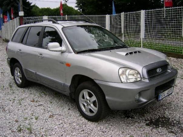 Hyundai Santa Fe 2,0 CRDT, foto 1 Auto – moto , Automobily   spěcháto.cz - bazar, inzerce zdarma