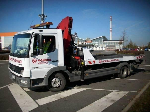 Mercedes-Benz  1018L, foto 1 Užitkové a nákladní vozy, Nad 7,5 t | spěcháto.cz - bazar, inzerce zdarma