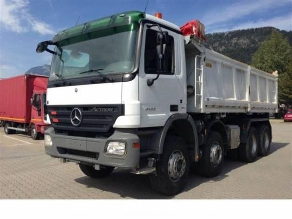 ACTROS 4146 8x4 3S, foto 1 Užitkové a nákladní vozy, Nad 7,5 t | spěcháto.cz - bazar, inzerce zdarma