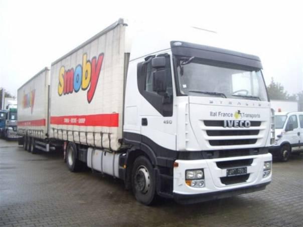 STRALIS AS190S45 4x2, foto 1 Užitkové a nákladní vozy, Nad 7,5 t | spěcháto.cz - bazar, inzerce zdarma