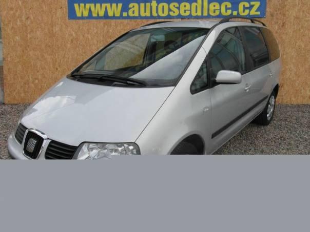 Seat Alhambra 1.9 TDI, 7 míst, serv. knížka, foto 1 Auto – moto , Automobily | spěcháto.cz - bazar, inzerce zdarma
