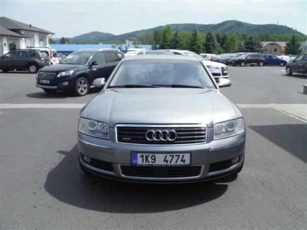 Audi A8 4.2 i Quattro, foto 1 Auto – moto , Automobily | spěcháto.cz - bazar, inzerce zdarma