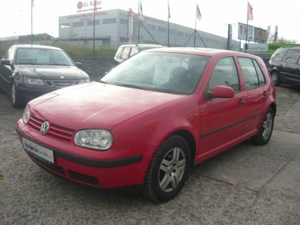 Volkswagen Golf IV 1.6 i, foto 1 Auto – moto , Automobily | spěcháto.cz - bazar, inzerce zdarma
