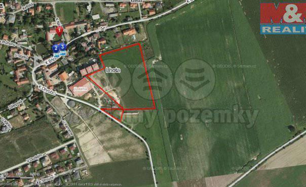 Prodej pozemku, Dolní Břežany, foto 1 Reality, Pozemky | spěcháto.cz - bazar, inzerce