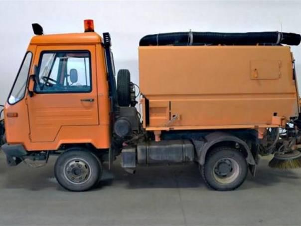 Multicar M 26 KANAL zametac S3, foto 1 Užitkové a nákladní vozy, Do 7,5 t | spěcháto.cz - bazar, inzerce zdarma