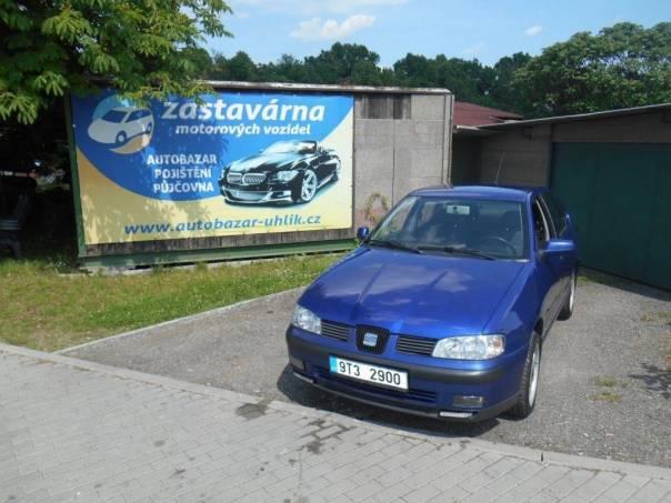Seat Cordoba 1.9 D,EKO ZAPLACENO, foto 1 Auto – moto , Automobily | spěcháto.cz - bazar, inzerce zdarma