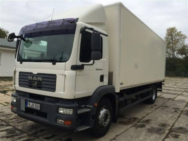 TGM 18.240 skříň  EURO 4, foto 1 Užitkové a nákladní vozy, Nad 7,5 t | spěcháto.cz - bazar, inzerce zdarma