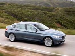 BMW Řada 5 3,0 GRAN TURISMO