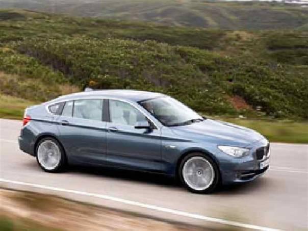 BMW Řada 5 3,0 GRAN TURISMO, foto 1 Auto – moto , Automobily   spěcháto.cz - bazar, inzerce zdarma