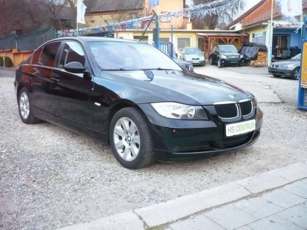 BMW Řada 3 318D, foto 1 Auto – moto , Automobily | spěcháto.cz - bazar, inzerce zdarma