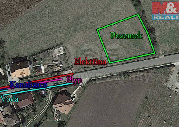 Prodej pozemku, Pohořelice, foto 1 Reality, Pozemky | spěcháto.cz - bazar, inzerce