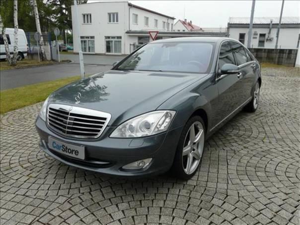 Mercedes-Benz Třída S 420 CDI, foto 1 Auto – moto , Automobily | spěcháto.cz - bazar, inzerce zdarma