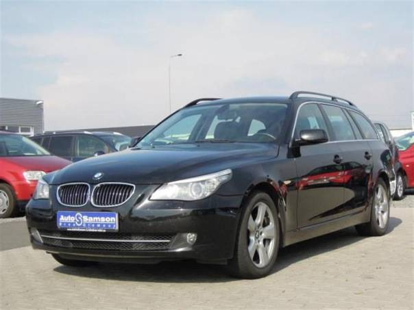 BMW Řada 5 525 XD *GPS NAVI*, foto 1 Auto – moto , Automobily | spěcháto.cz - bazar, inzerce zdarma