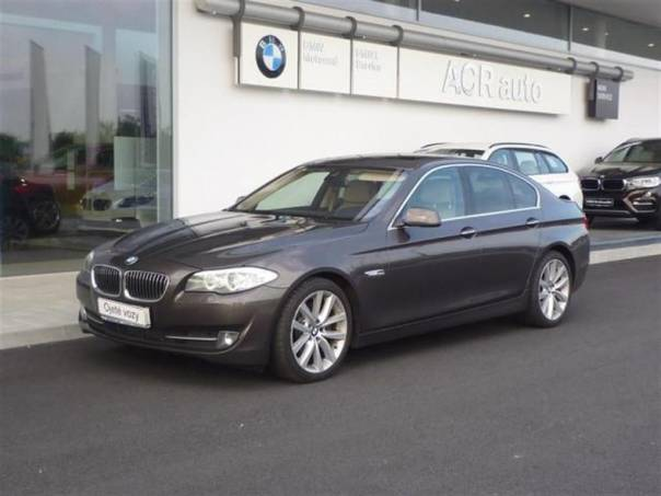 BMW Řada 5 535d xDrive, ACRauto, foto 1 Auto – moto , Automobily | spěcháto.cz - bazar, inzerce zdarma