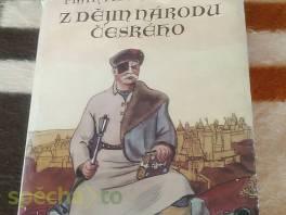 Z dějin národa českého , Hobby, volný čas, Knihy  | spěcháto.cz - bazar, inzerce zdarma