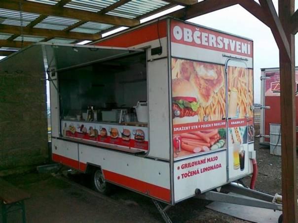 Ackermann  občerstvení,prodejna, foto 1 Užitkové a nákladní vozy, Do 7,5 t | spěcháto.cz - bazar, inzerce zdarma