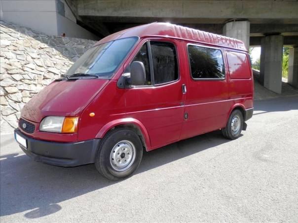 Ford Transit 2.5 TD*ČR*EKO ZAPLACENO*TAŽNÉ, foto 1 Užitkové a nákladní vozy, Do 7,5 t | spěcháto.cz - bazar, inzerce zdarma