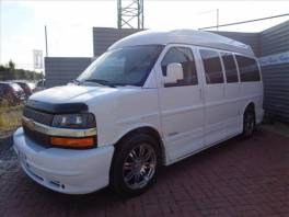 Chevrolet Express 6.3 FlexFuel Majestic AWD
