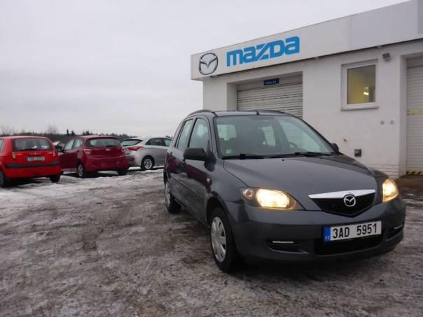 Mazda 2 1.25 16v klima, foto 1 Auto – moto , Automobily | spěcháto.cz - bazar, inzerce zdarma