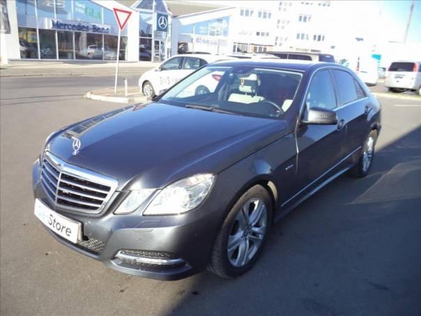 Mercedes-Benz Třída E 3,0   E 300 CDI BLUEEFFICIENCY AUT., foto 1 Auto – moto , Automobily | spěcháto.cz - bazar, inzerce zdarma