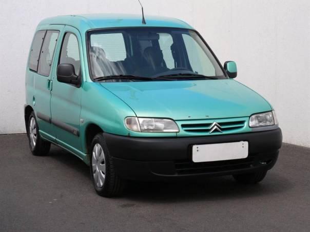 Citroën Berlingo  2.0 HDI, ČR, klimatizace, foto 1 Užitkové a nákladní vozy, Do 7,5 t | spěcháto.cz - bazar, inzerce zdarma