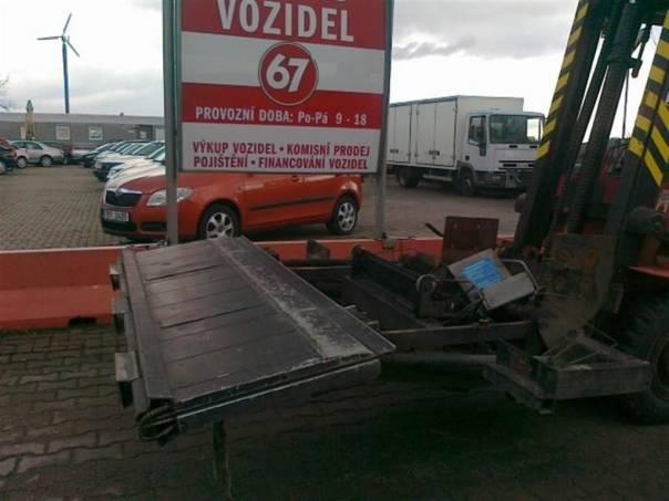 Mercedes-Benz 1317 hydraulické čelo, foto 1 Náhradní díly a příslušenství, Užitkové a nákladní vozy | spěcháto.cz - bazar, inzerce zdarma