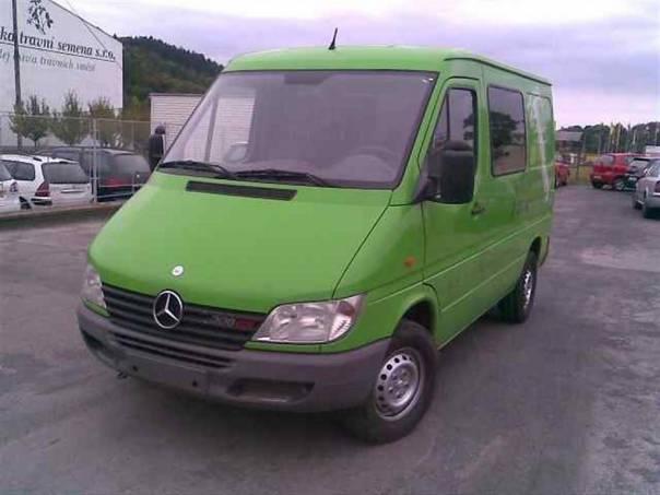 Mercedes-Benz Sprinter 2,2 308CDI - SUPER STAV, foto 1 Užitkové a nákladní vozy, Do 7,5 t | spěcháto.cz - bazar, inzerce zdarma