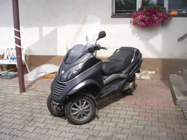 Piaggio MP3 125, foto 1 Auto – moto , Motocykly a čtyřkolky | spěcháto.cz - bazar, inzerce zdarma