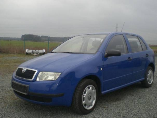 Škoda Fabia 1,4, foto 1 Auto – moto , Automobily   spěcháto.cz - bazar, inzerce zdarma
