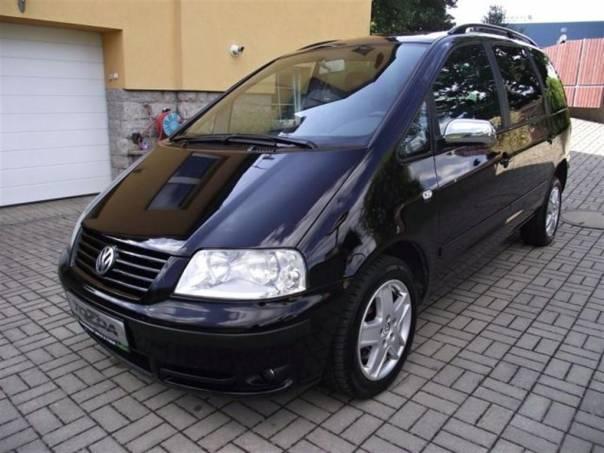 Volkswagen Sharan 1,9 TDI *85 kW*automat*servis., foto 1 Auto – moto , Automobily   spěcháto.cz - bazar, inzerce zdarma