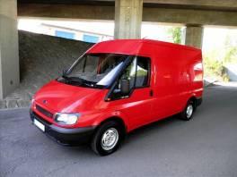 Ford Transit 2.0 TDDI*SERVISKA*ČR*2.MAJ , Užitkové a nákladní vozy, Do 7,5 t  | spěcháto.cz - bazar, inzerce zdarma