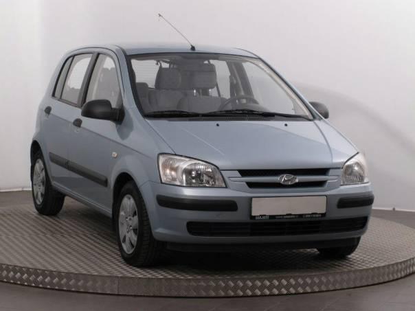 Hyundai Getz 1.3, foto 1 Auto – moto , Automobily | spěcháto.cz - bazar, inzerce zdarma